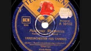 Fud Candrix - Moderner Rhythmus (Harlem Swing) - Brussels, 05.01. 1943