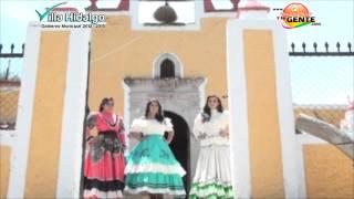 Las 3 Candidatas de Fiestas Patrias Villa Hidalgo Jalisco 2013