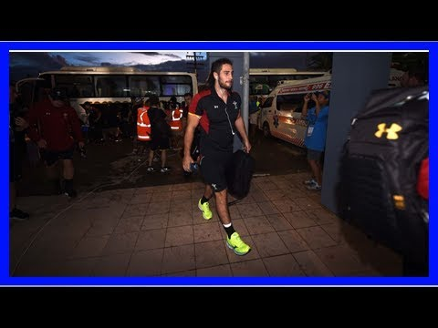 Josh navidi and gareth davies look likely to be in the wales team - Australia - US - Sport News - R