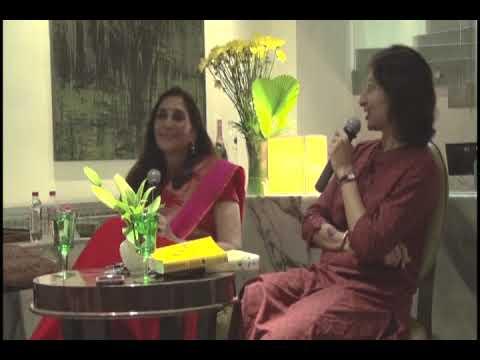 Neelima Dalmia Adhar with Supriya Newar