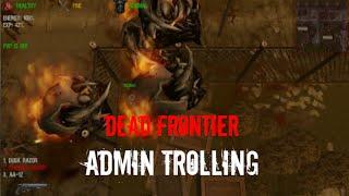 Dead Frontier Store