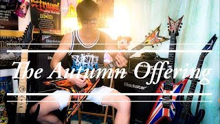The Autumn Offering - Embrace The Gutter  - Guitar Cover[HD]
