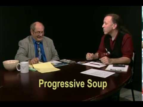 Progressive Soup - November 3rd 2016 - A Conversation with David Lawson (Part 2)