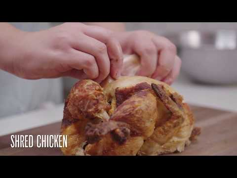 Rotisserie Chicken Egg Rolls | Recipes | Whole Foods Market 365