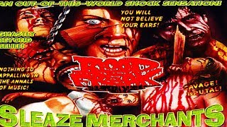 BLOOD FREAK - Sleaze Merchants (Full-Album)