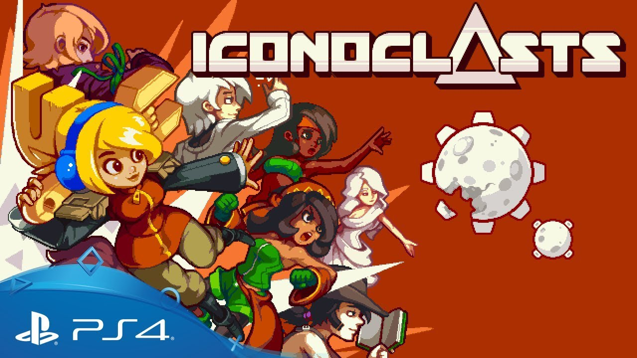 Game review: Iconoclasts is an amazing-looking retro