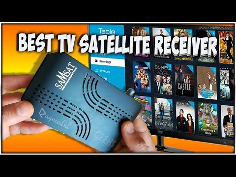 Best TV Satellite Receiver That Has Everything