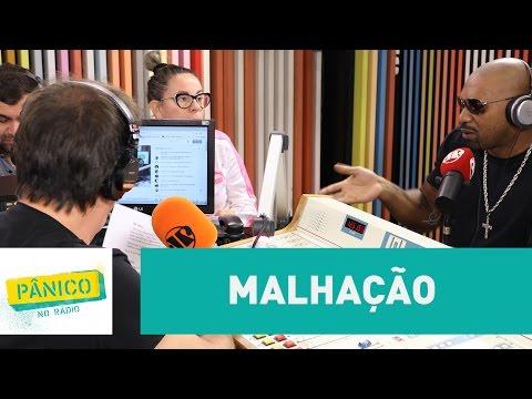 MV Bill relata sua passagem em Malhação | Pânico