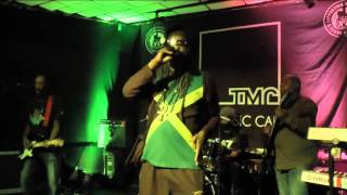 Macka B - STEP UP - live at The Music Cafe Leicester Nov 2015