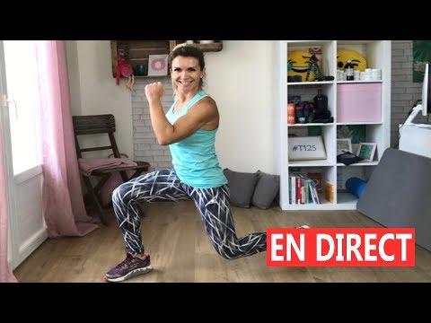 HIIT - BRULE LES CALORIES ET LE GRAS - Jessica Mellet