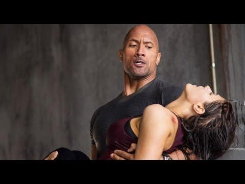 Dwayne Johnson Carla Gugino Alexandra Daddario Uncensored On San Andreas W Carrie Keagan