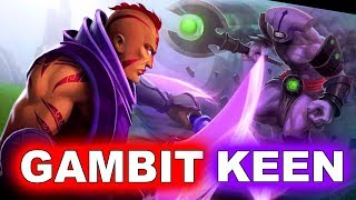 GAMBIT vs KEEN - SEMI-FINAL - BUCHAREST MINOR DOTA 2