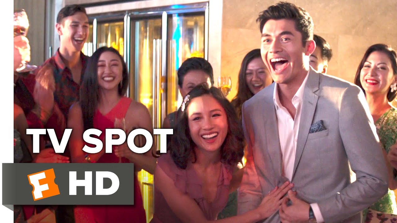 Crazy Rich Asians Tv Spot Let S Go 2018 Movieclips Coming Soon