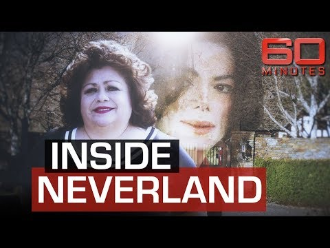 Michael Jackson's maid reveals sordid Neverland secrets | 60