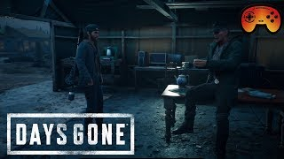 Deacon Wird Minenarbeiter In Days Gone 044 Ps4 Germangameplay