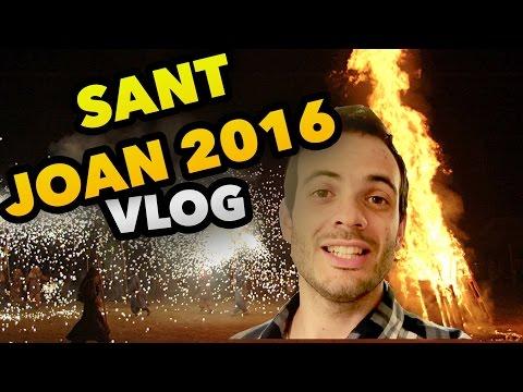 SANT JOAN 2016 BARCELONA ENTREPRENEUR DAILY VLOG #14
