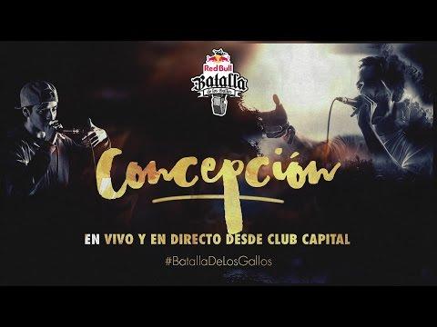Semifinal Concepción, Chile | Red Bull Batalla de los Gallos 2017