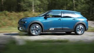 New Citroën C4 Cactus: Vering met Progressive Hydraulic Cushions™ (PHC)