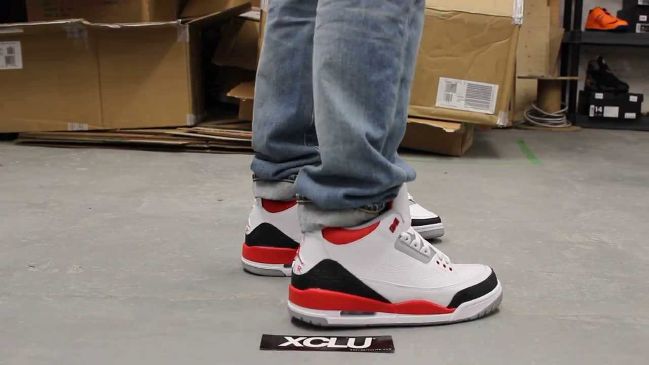 new product 2937f eed63 Air Jordan III Retro