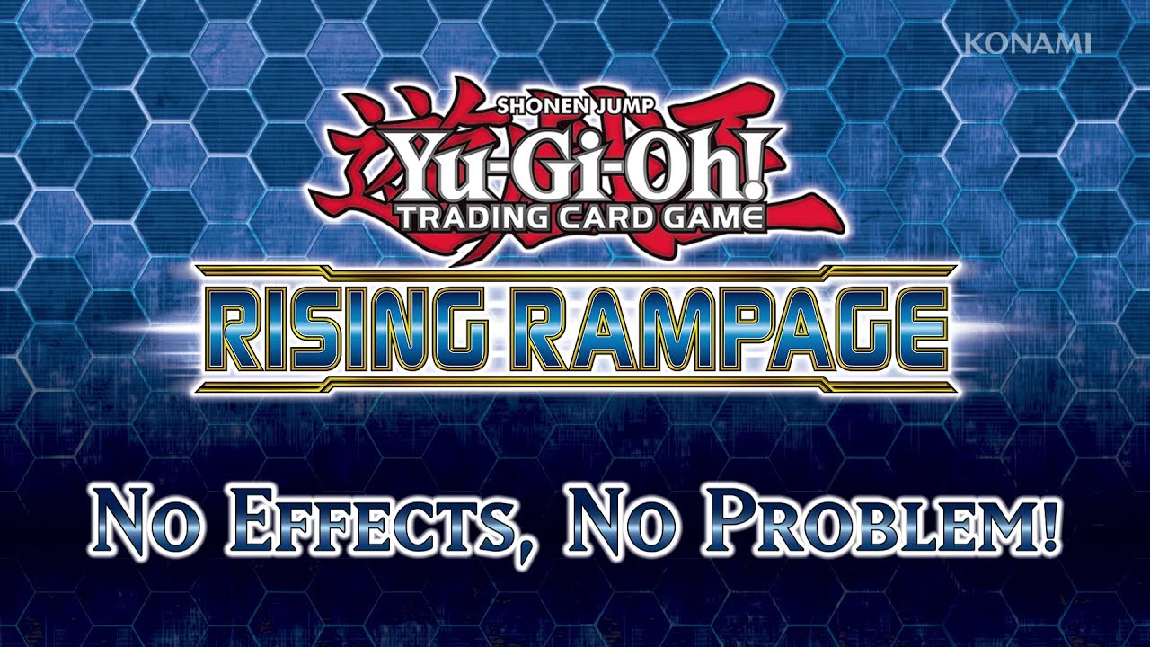 Rising Rampage: No Effects, No Problem!