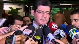 Ministro da Fazenda, Joaquim Levy, afirma que resultado do PIB era esperado