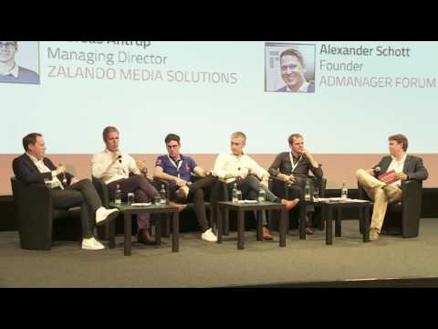 "ADTRADER 2017 – Panel ""Strategies and Innovations outside Walled Gardens"""