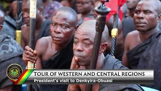 Presidential Diaries: Episode 7