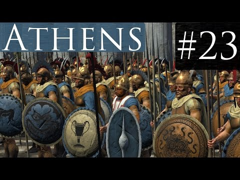 Total War Rome 2 : Wrath of Sparta : Athens 23
