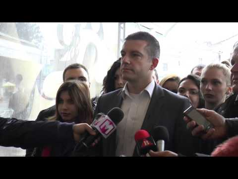 Манчевски: Доаѓа времето на промени и сериозна борба п�...