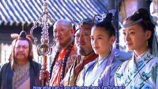Sword Stained with Royal Blood Ep08a 碧血剑 Bi Xue Jian Eng Hardsubbed