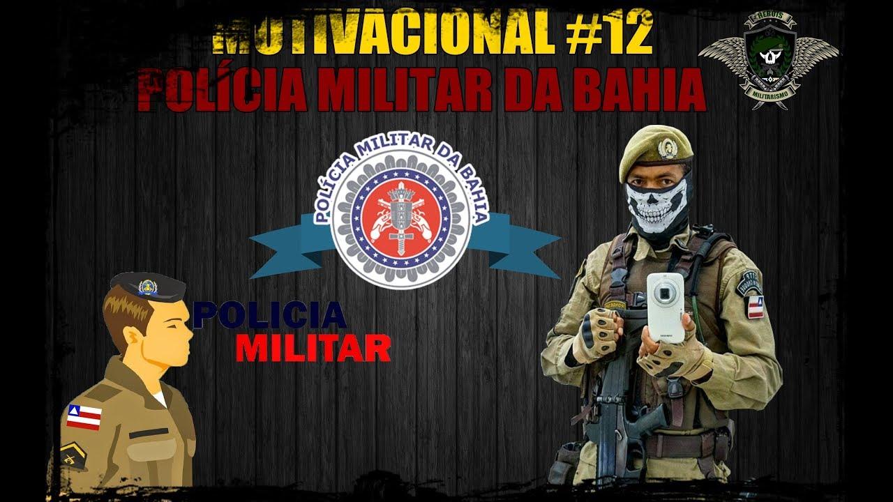 Yput Youtube: Polícia Militar Da Bahia - YouTube