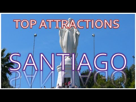 Visit Santiago, Chile: Things to do in Santiago - The City of the Island Hills