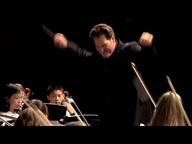 08  Holmes Intermediate Orchestra – Finale from Symphony No  5 – Beethoven