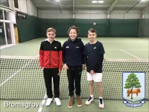 Junior Davis Cup @ Manor Park