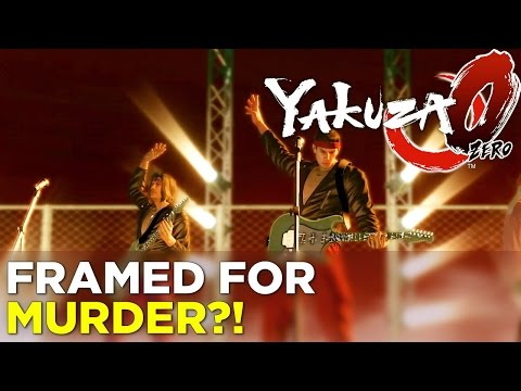 Yakuza 0 to 60, Episode 2 - Karaoke, Murder and the DOWNFALL OF SEGA