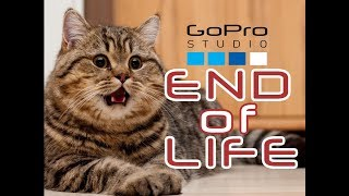 gOPRO STUDIO END-OF-LIFE. What Happened?