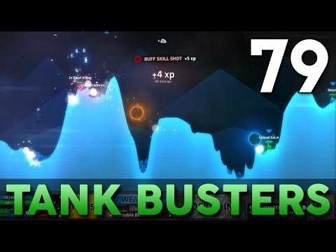 [79] Tank Busters (Let's Play ShellShock Live w/ GaLm and Friends)