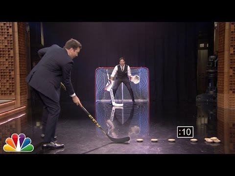 Audience Suggestion Box: Henrik Lundqvist Blocks Pies, Two Really Fun Men