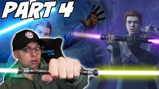 Jedi Fallen Order: Building a NEW Lightsaber on Ilum - PART 4