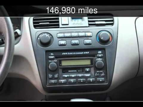 2002 Honda Accord Se Used Cars Killeen Texas 2014 12