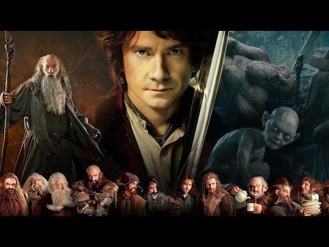 Peter Jackson talks The Hobbit trilogy - Collider