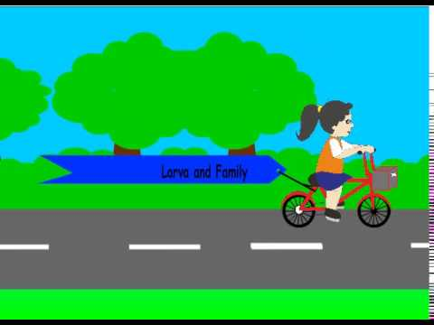 Unduh 540  Gambar Animasi Naik Sepeda HD Terbaru