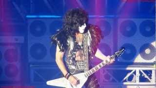 Kiss - Hell or Hallelujah Live at The HMV Forum London England 4th July 2012