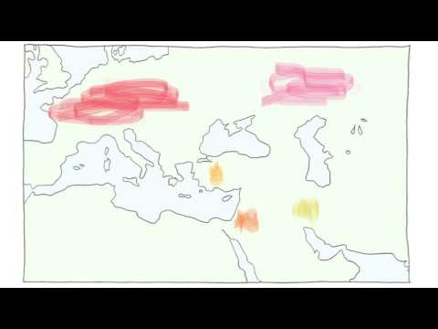 Migrations of the First Farmers
