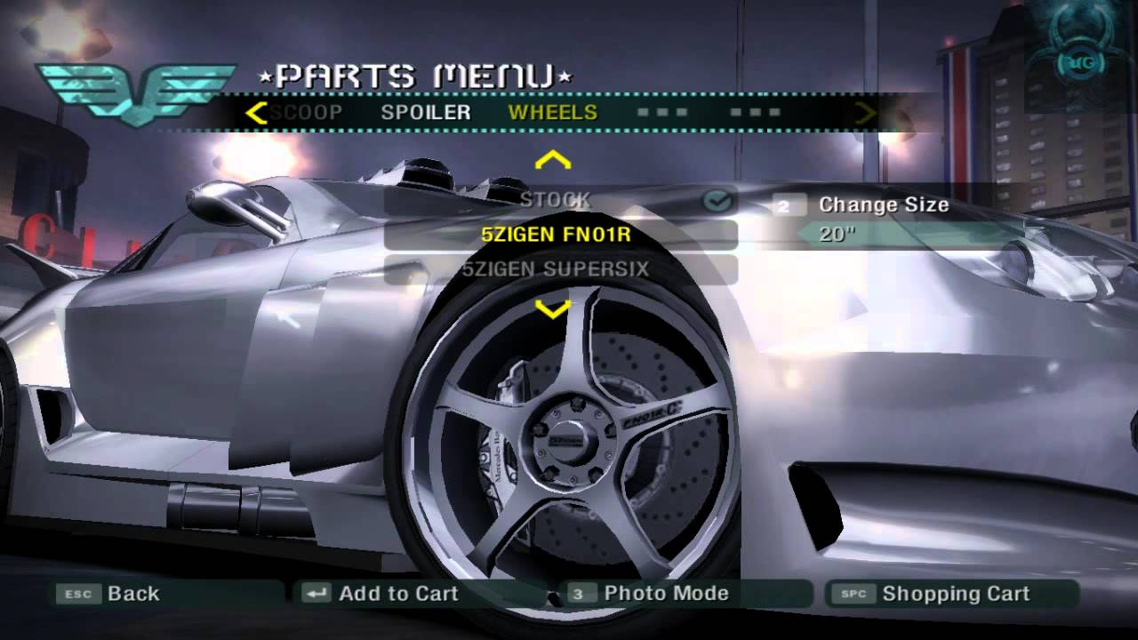 Need For Speed Carbon Mercedes Benz Slr Mclaren Tuning By Unitedgamers Youtube