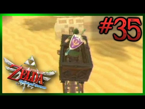 'Bumpy Ride' - Legend of Zelda: Skyward Sword [#35]