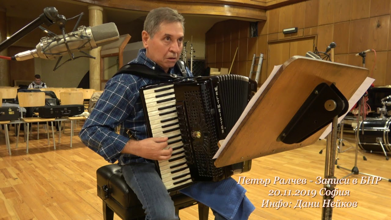 Petar Ralchev - Selected moments from the record - YouTube