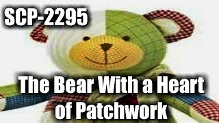 ПКПП-2295 ведмідь з серцем печворк | Безпечний клас | Іграшки УПП / медичний УПП