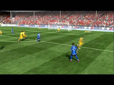 FIFA 11 - Heurelho Gomes Fail
