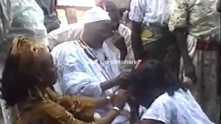 Annual Ogun festival at Ile - Oluji,Ondo State, Nigeria. Every August yearly.